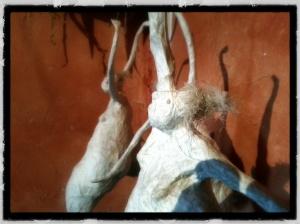 Sculptures de Julie Argouse
