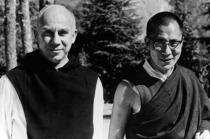 Thomas Merton - le Dalaï-Lama