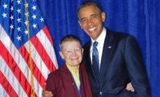 Pema Chödron & Barack Obama